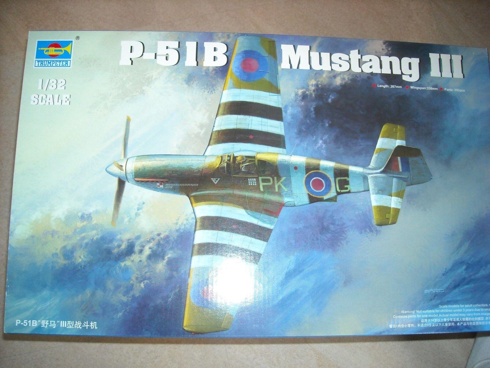 trumpetare-1 32-P-51B MUSTANG III