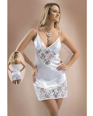 Women Top Quality Satin and Lace Camisole Set  Babydoll   European Products