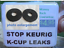 EZ-FIX-STOP-REUSABLE-K-CUP-COFFEE-LEAKS-USING-EKOBREW-SOLOFILL-KEURIG-MY-K thumbnail 1