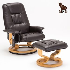Fantastic Details About Electric Massage Chair Recliner Chair And Ottoman Swivel Lounge Living Room Sofa Dailytribune Chair Design For Home Dailytribuneorg