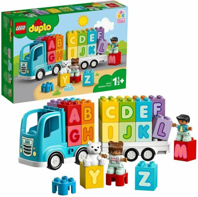 LEGO DUPLO - My First Alphabet Truck - Age 2+ - 10915
