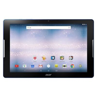 Acer Iconia One B3 A30 10 Inch 1.3GHz 1GB 16GB Android 6.0 Tablet - Blue - Argos