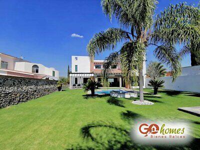 Venta Casa Tequisquiapan, Frac privado, alberca, 4 rec, 5 baños