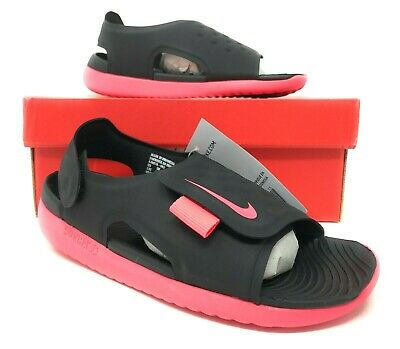 Shop Multicolour Nike Sunray Adjust Sandals for Kids   NISNASS KSA