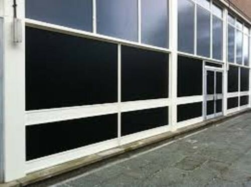 """60/""""X 100 LF ROLL BLACKOUT WINDOW TINT FILM  Privacy for office,storefront,home"""