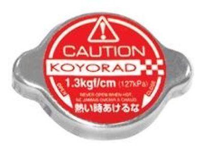18.85psi KOYO RACING SK-C13 1.3bar Radiator Cap HYPER RED