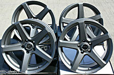 """18"""" PDW C SPEC RATED ALLOY WHEELS FIT VW T5 T6 T28 T30 R32 COMMERCIAL RATED"""