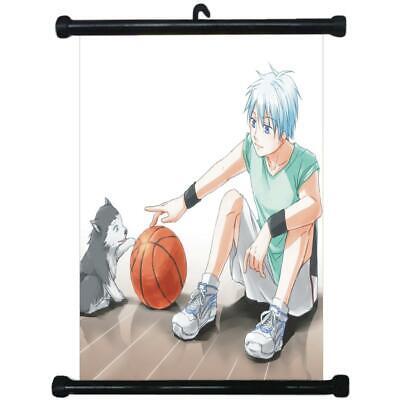 1674 Anime Kuroko no Basket Wall Scroll Poster cosplay A