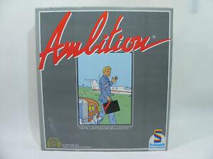 AMBITION-1987-Jeu-de-societe-SCHMIDT-International-09137-JDS-strategie-vintage