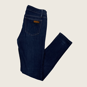 """Joe's Jeans Skinny Visionaire Taylor Jeans 27 Mid Rise 30"""" Inseam Stretch Denim"""