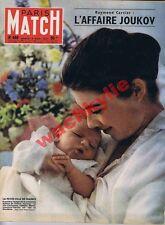 Paris Match n°448 du 09/11/1957 Christian Dior Joukov URSS Hélène de France