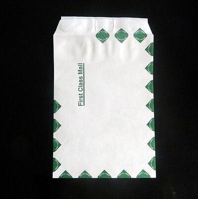 6 X 9 Tyvek Envelopes 500 Bulk Pack First Class Border