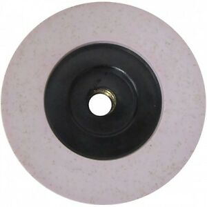 1500 Grit 4 Inch x 5/8-11 Resin Bond Cupwheel Diamante Italia