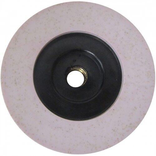 60 Grit 4 Inch x 5//8-11 Resin Bond Cupwheel Diamante Italia
