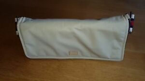 Damen-accessoires Mng Mango Damen Bag Schultertasche Handtasche Abendtasche Beige Textil Kleidung & Accessoires 053s