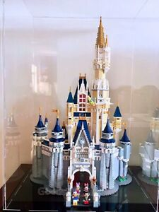 Acrylic-display-case-for-Lego-The-Disney-Castle-71040-AUS-Top-Rated-Seller