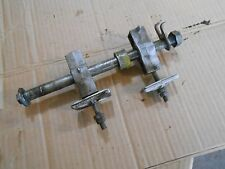 Honda 250 Interceptor VTR250 VTR 250 1988 rear axle chain adjusters wheel bolt