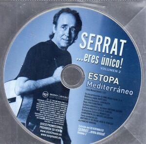 Estopa-Serrat-MEDITERRANEO-CD-Single