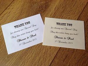10 personalised vintage rustic wedding lottery ticket envelopes image is loading 10 personalised vintage rustic wedding lottery ticket envelopes reheart Choice Image