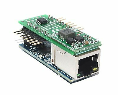 LOT 2X Ethernet IP relay control, thermostat, watchdog, JSON, DHT-22, SNMP