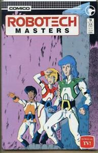 ROBOTECH-MASTERS-13-NM-Mike-Baron-Comico-1985-1987-more-Indies-in-store