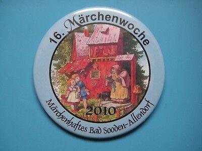 16. Märchenwoche In Bad Soden-allendorf 2010 -button-