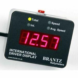 Brantz-International-Driver-Display-With-Speed-Average-Speed-BR71