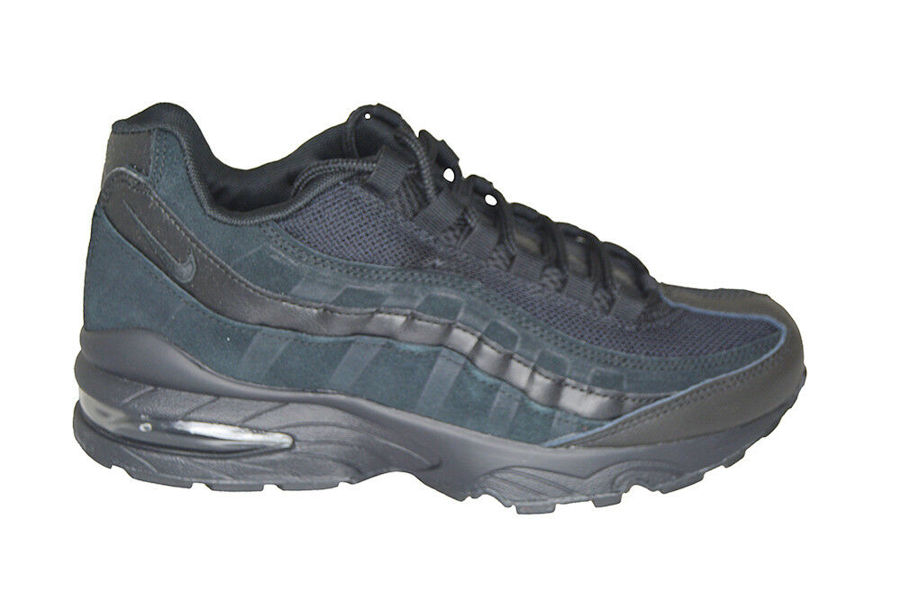 Juniors Nike Air Max 95 (GS) - 307565055 - Black