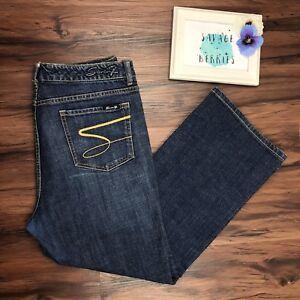 888bde9b41c Seven7 Studio Jeans 14 Plus Dark Wash Flare Pants Stretch - Free ...