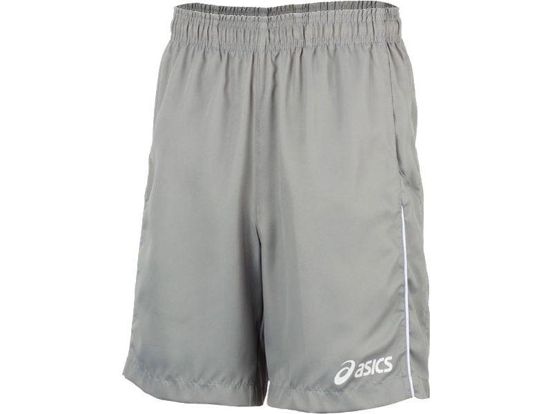 Asics Shorts Men's Performance Gustavo Sports Shorts - Grey - New