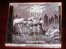 Darkthrone: Ravishing Grimness 2 CD Set 2011 Peaceville Records CDVILED350x NEW