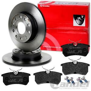 brembo bremsscheiben 253mm bel ge hinten ford fiesta 6 vi 5 v focus 1 i ebay. Black Bedroom Furniture Sets. Home Design Ideas