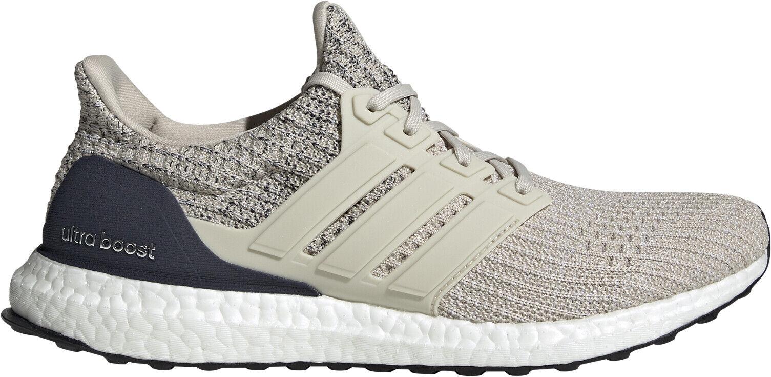 Adidas Ultra Boost 4.0 Hombres Zapatos para Correr-Beige