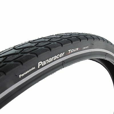 "1.75// 2.00/"" Reflective Bike Tire Commuter Panaracer MTB Urban Tour 26/""x 1.5"