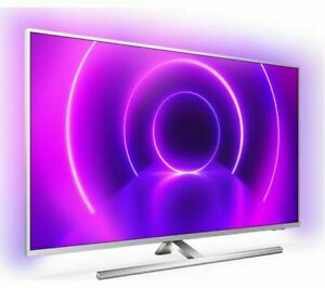 """PHILIPS 50PUS8555 50"""" Smart 4K Ultra HD HDR LED TV with Google Assistant"""