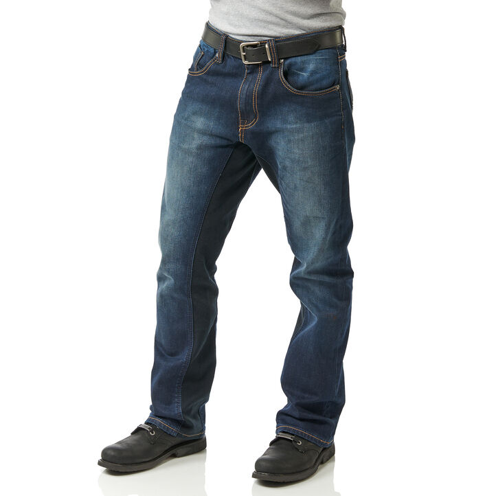 Gravitate Jeans Moto201 40x32 - Men's Rinse Indigo size 40 length 32