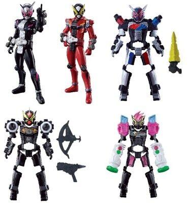 Bandai Kamen Masked Rider Zi-O RKF Rider Armor Geiz Gates Soft Vinyl JAPAN