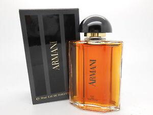 Details Rare Eau Classic De About Woman Armani 50ml Giorgio ToiletteFor Vintage 6fgb7y