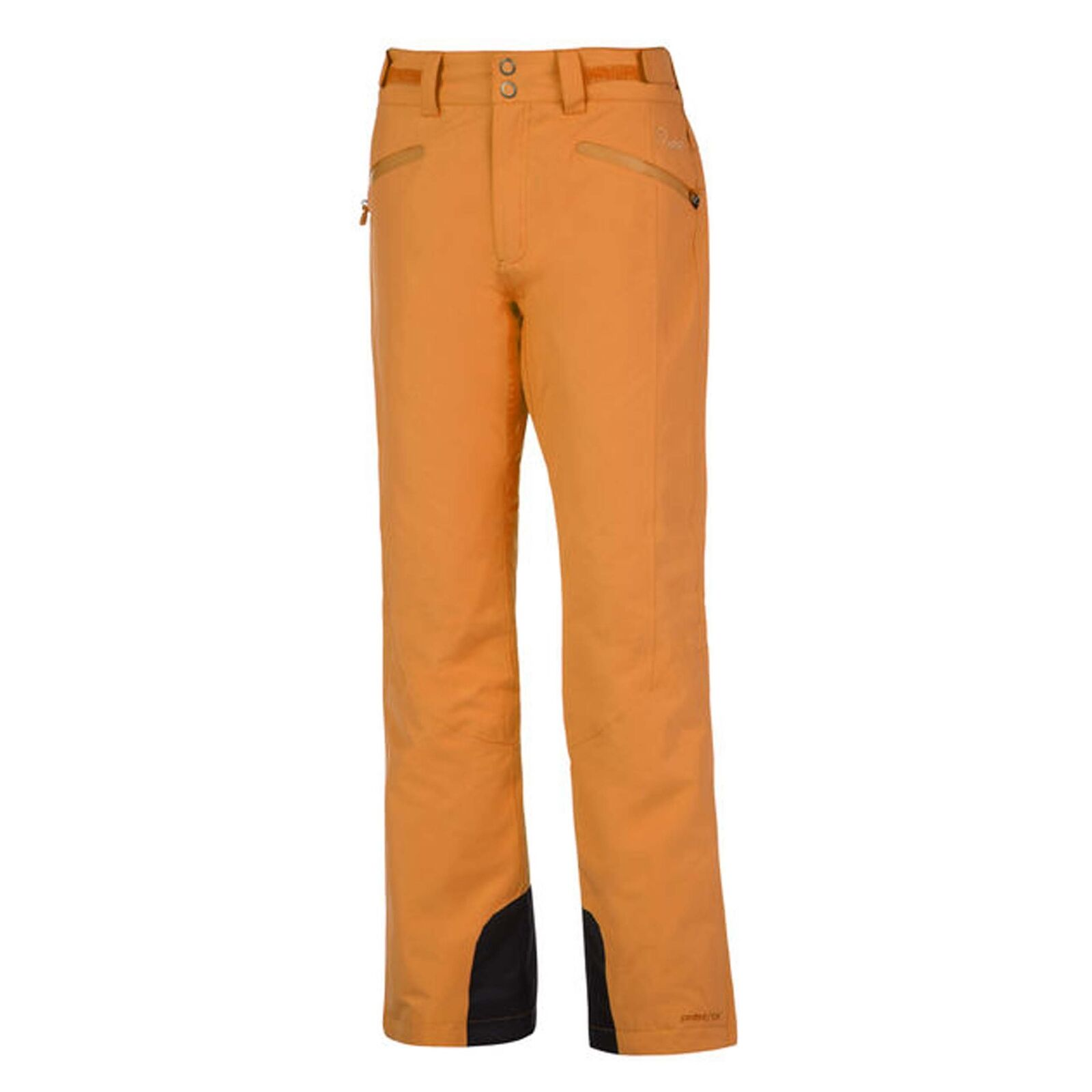 Predest Womens Kensington Ski Snowboard Snow Pants Laranja