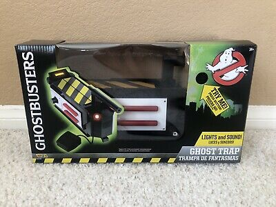GHOSTBUSTERS Ghost Trap RETRO Light Up Sounds Motion Cosplay 2020