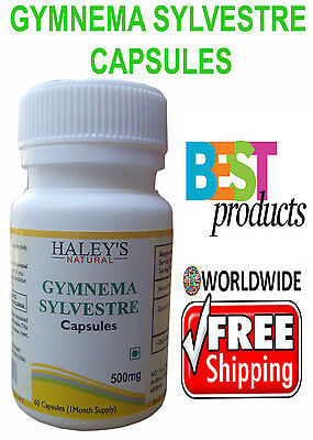 500 mg Capsules Helps In Blood Sugar - Gymnema Sylvestre