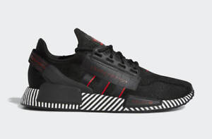 adidas nmd r1 tokyo white black red