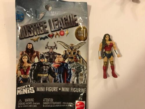 Mattel Mighty minis Justice League aveugles Sac figures série 1-Vous Choisissez!!!