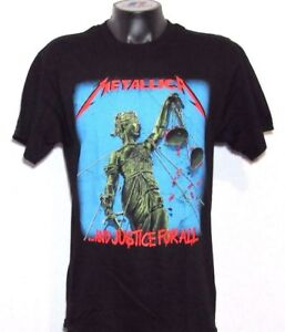 METALLICA-AND-JUSTICE-FOR-ALL-BLACK-HEAVY-METAL-BAND-T-SHIRT