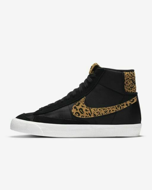 Size 7 - Nike Blazer Mid 77 Leopard Prints for sale online | eBay