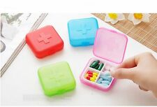AU Seller Pill Box Case Medicine Container Dispenser Vitamin Organiser