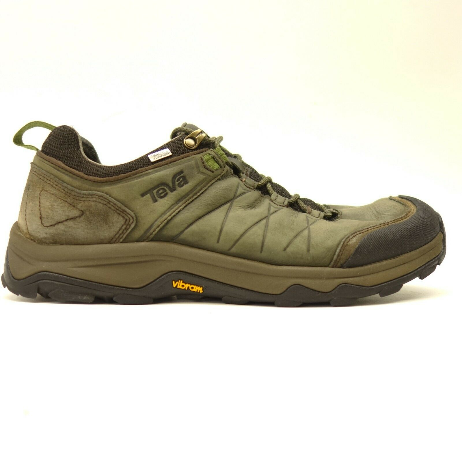 Teva Arrowood Riva US 12 eVent Waterproof Athletic Hiking Trail Mens shoes