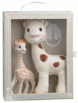 Sophie The Giraffe And Sophie Cherie Set Baby Teether Toy Bn