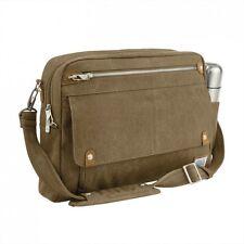Travelon Anti-Theft Heritage Messenger Bag Oatmeal 33073-700