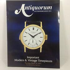 Antiquorum book 2011